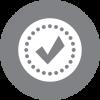 Standards checkmark