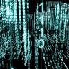 Data—binary code